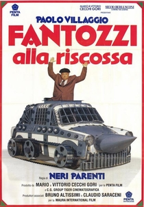 Fantozzi - Poster / Capa / Cartaz - Oficial 2