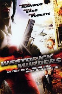 Westbrick Murders - Poster / Capa / Cartaz - Oficial 2