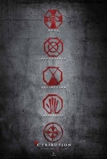 Resident Evil 5: Retribuição - Poster / Capa / Cartaz - Oficial 16