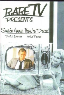 Sorria, Jenny, Você Está Morta - Poster / Capa / Cartaz - Oficial 1