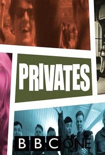 Privates - Poster / Capa / Cartaz - Oficial 1