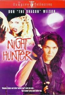 Caçador da Noite - Poster / Capa / Cartaz - Oficial 2