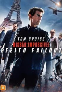 Missão: Impossível - Efeito Fallout - Poster / Capa / Cartaz - Oficial 24