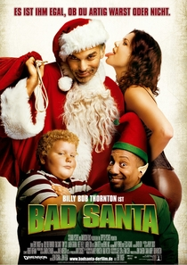 Papai Noel às Avessas - Poster / Capa / Cartaz - Oficial 1