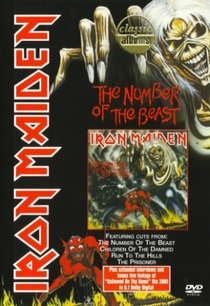 Classic Albums - The Number of the Beast - Poster / Capa / Cartaz - Oficial 1