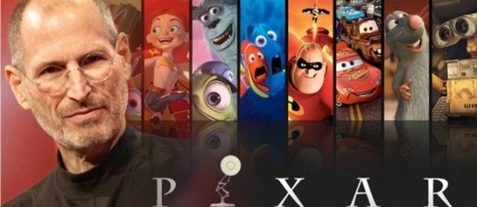 Pixar - A nova fábrica de sonhos |