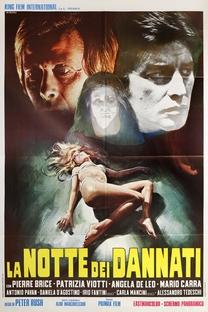 A Noite dos Condenados - Poster / Capa / Cartaz - Oficial 2