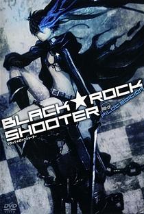 Black Rock Shooter - Poster / Capa / Cartaz - Oficial 2