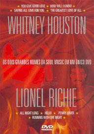 Whitney Houston / Lionel Richie - Poster / Capa / Cartaz - Oficial 1