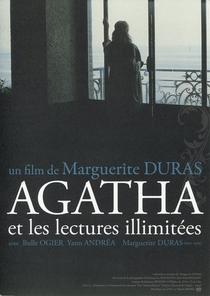 Agatha e as Leituras Ilimitadas - Poster / Capa / Cartaz - Oficial 1