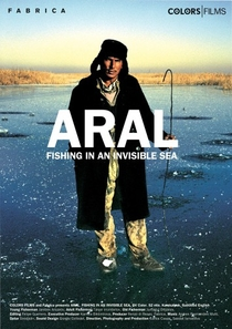 Aral: Fishing in an Invisible Sea - Poster / Capa / Cartaz - Oficial 1