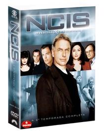 NCIS: Investigações Criminais (2ª Temporada) - Poster / Capa / Cartaz - Oficial 2