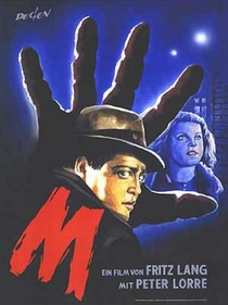 M, o Vampiro de Dusseldorf - Poster / Capa / Cartaz - Oficial 12