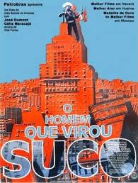 O Homem que Virou Suco - Poster / Capa / Cartaz - Oficial 1