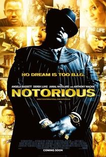 Notorious B.I.G. - Nenhum Sonho é Grande Demais - Poster / Capa / Cartaz - Oficial 2