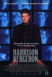 Harrison Bergeron - Poster / Capa / Cartaz - Oficial 1