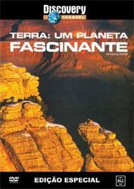 Discovery Channel - Terra: Um Planeta Fascinante - Poster / Capa / Cartaz - Oficial 1