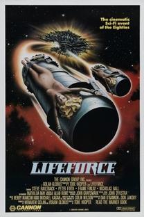 Força Sinistra - Poster / Capa / Cartaz - Oficial 1