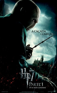 Harry Potter e as Relíquias da Morte - Parte 1 - Poster / Capa / Cartaz - Oficial 15