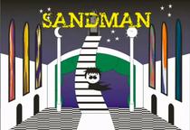 Sandman e o Homem Pós-Moderno - Poster / Capa / Cartaz - Oficial 1
