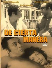 De Cierta Manera - Poster / Capa / Cartaz - Oficial 1