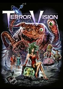 A Visão do Terror - Poster / Capa / Cartaz - Oficial 5