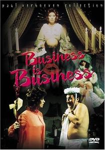 Negócio é Negócio - Poster / Capa / Cartaz - Oficial 1