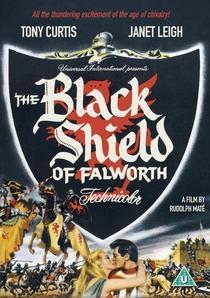O Escudo Negro de Falworth - Poster / Capa / Cartaz - Oficial 3