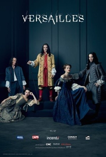 Versailles (1ª Temporada) - Poster / Capa / Cartaz - Oficial 1