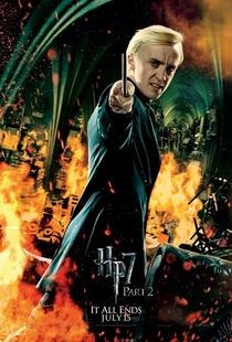 Harry Potter e as Relíquias da Morte - Parte 2 - Poster / Capa / Cartaz - Oficial 22