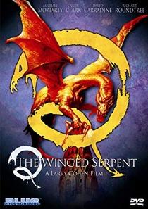Q - A Serpente Alada - Poster / Capa / Cartaz - Oficial 6