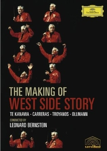The Making Of West Side Story - Poster / Capa / Cartaz - Oficial 1