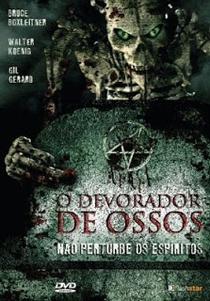 O Devorador de Ossos - Poster / Capa / Cartaz - Oficial 2