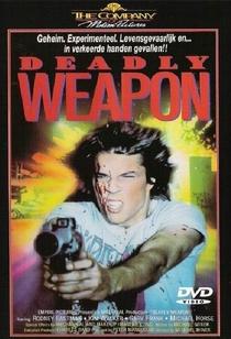 A Arma Proibida - Poster / Capa / Cartaz - Oficial 1