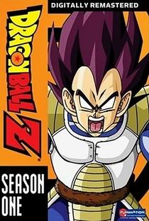 Dragon Ball Z (1ª Temporada) - Poster / Capa / Cartaz - Oficial 3