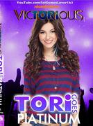 Brilhante Victória: A Premiação (Victorious: Tori Goes Platinum)