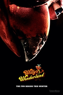 Willy's Wonderland - Poster / Capa / Cartaz - Oficial 8