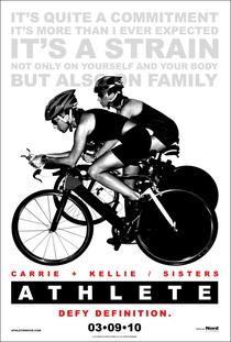 Athlete - Poster / Capa / Cartaz - Oficial 1