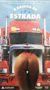 A Rainha da Estrada - Poster / Capa / Cartaz - Oficial 2