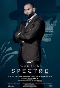 007 Contra Spectre - Poster / Capa / Cartaz - Oficial 28