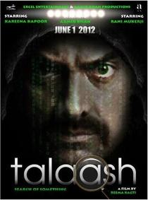 Talaash - Poster / Capa / Cartaz - Oficial 3