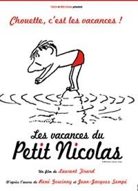 As Férias do Pequeno Nicolau - Poster / Capa / Cartaz - Oficial 4