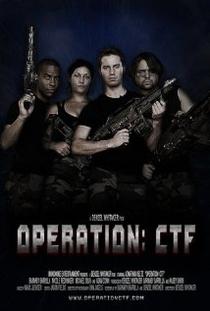 Operation: CTF - Poster / Capa / Cartaz - Oficial 1