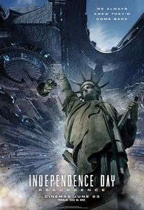 Independence Day: O Ressurgimento - Poster / Capa / Cartaz - Oficial 9