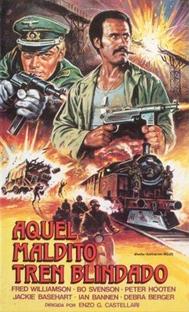 Assalto ao Trem Blindado - Poster / Capa / Cartaz - Oficial 6