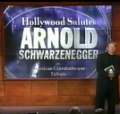 Hollywood Saúda Arnold Schwarzenegger; Tributo da American Cinematheque (Hollywood Salutes Arnold Schwarzenegger: An American Cinematheque Tribute)