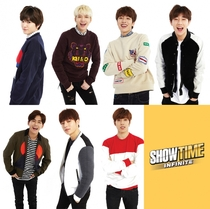 INFINITE Showtime - Poster / Capa / Cartaz - Oficial 1