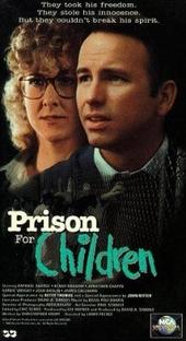 Prisão para crianças - Poster / Capa / Cartaz - Oficial 1