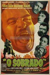 O sobrado - Poster / Capa / Cartaz - Oficial 1
