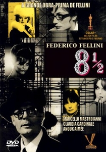 8½ - Poster / Capa / Cartaz - Oficial 15